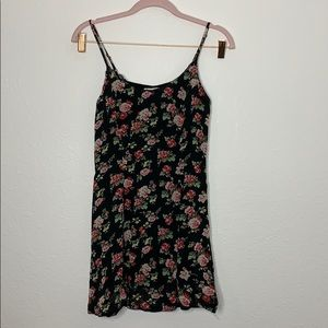 Lucca couture dress size XS flower print